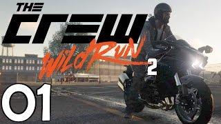ALTER - IST DAS GEIL! :D - The Crew: Wild Run #01 [1080p60/Facecam/Deutsch]