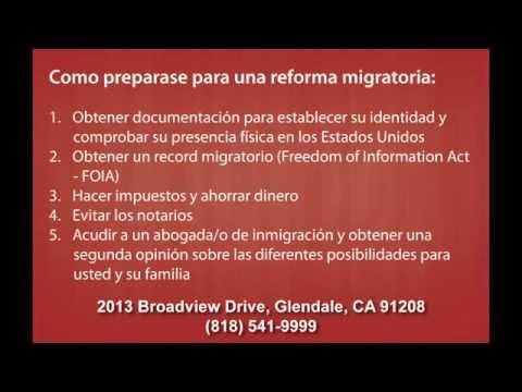 Consejo de Inmigración de Meredith Brown