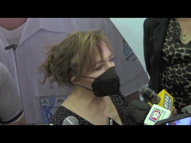 Programa de Despensas no se detiene por elecciones; Rocío Azucena
