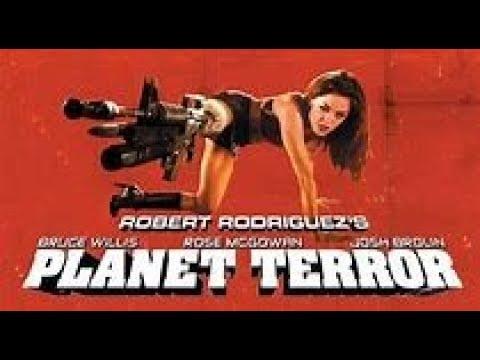 QUENTIN TARENTINO PLANET TERROR FIGURE-DETAILED-UNIQUE
