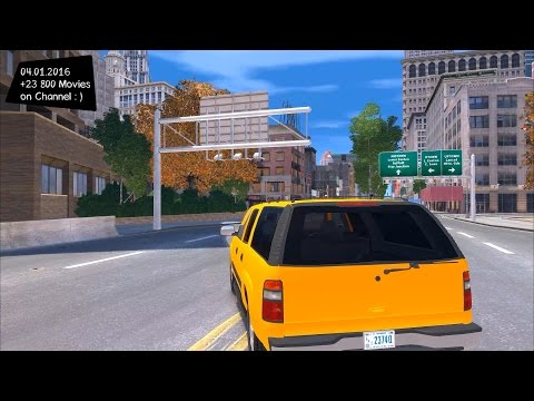 2003 Chevrolet Suburban FBI - GTA IV MOD ENB | 2.7K / 1440p ! _REVIEW