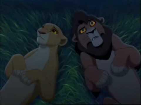 Rafiki Butt Secked Simba - YouTube