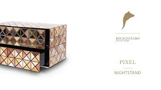 Pixel Nightstand - Boca do Lobo