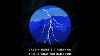 Calvin Harris This Is What You Came For ft