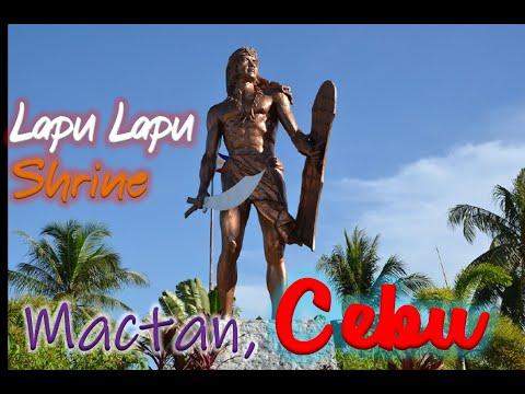 Budget Travel To Cebu: Lapu Lapu Shrine & The History Of Battle Of Mactan