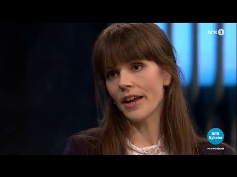 20160421 2130   NRK1  The debate