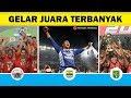 Inilah Klub dengan Gelar Juara Liga Indonesia Terbanyak #FaktaBola