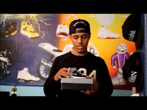 8ad29c31449 BABY HEAT ON DECK! Baby Jordan 2009 Shadow 1's Unboxing - YouTube