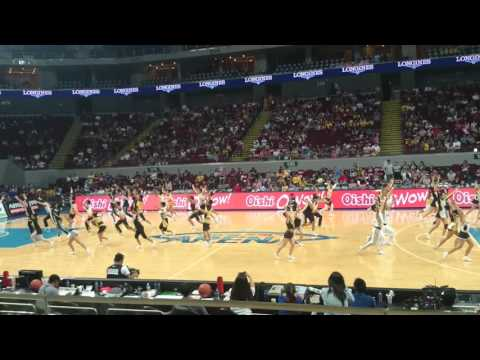 UST Salinggawi Dance Troupe: A Halftime Cheerdance Perfect Execution