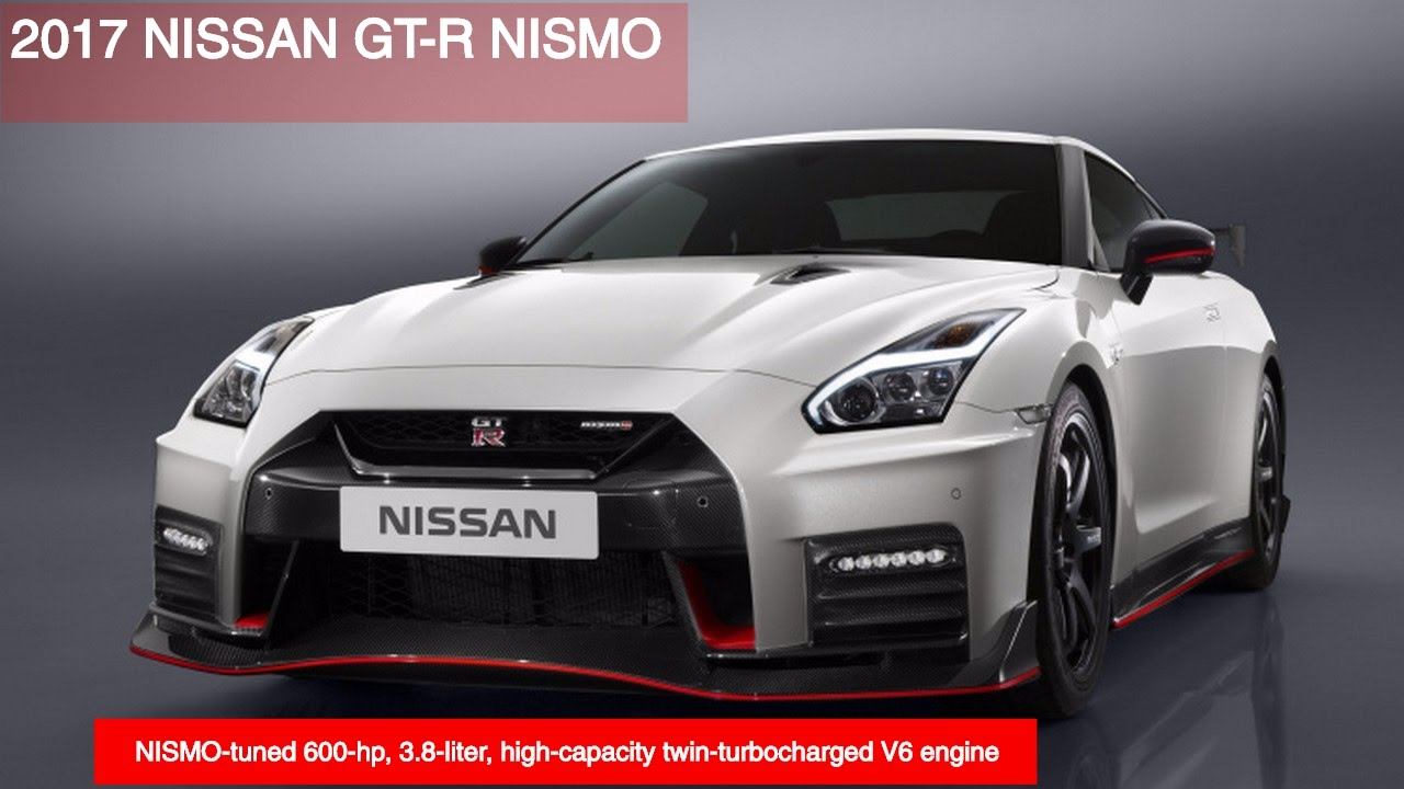 2017 Nissan Gt R Nismo Price Specs Review