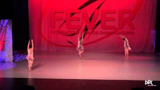 Top Senior Duet Olivia Lemieux, Melanie Hwang, Sydney Brannen TRANSIENT The Dance Institute