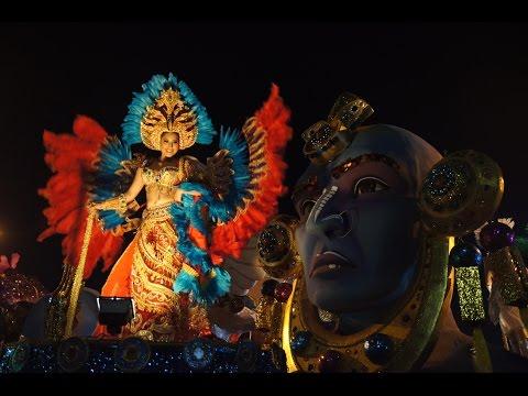 Carnaval Panama City 2015