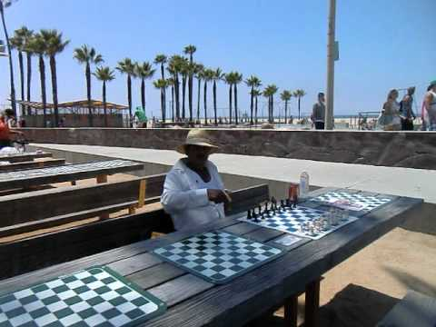 Chess Park - Santa Monica, California