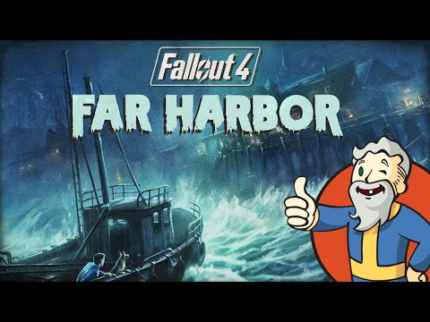 """I'M ON A MUTHATRUCKIN' BOAT!!!"" Fallout 4 Far Harbor DLC 1440p 60fps"