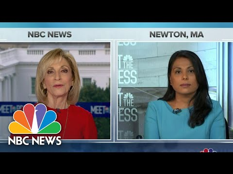 Full Bhadelia: ''Our System Is Not Responsive Enough'' To COVID-19 Crisis | Meet The Press | NBC News