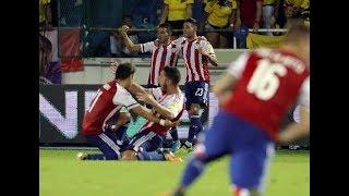 Colombia 1 vs. Paraguay 2 - Emocionante relato de Bruno Pont hasta las lágrimas - 730 AM