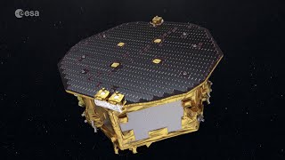 Lisa Pathfinder end of Mission