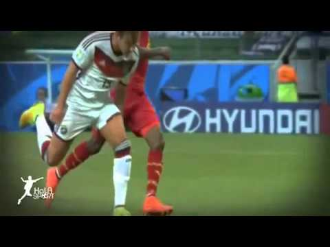 Germany vs Ghana 2x2 2014 All Goals Highi World Cup 2014 alemanha vs ghana 2x1