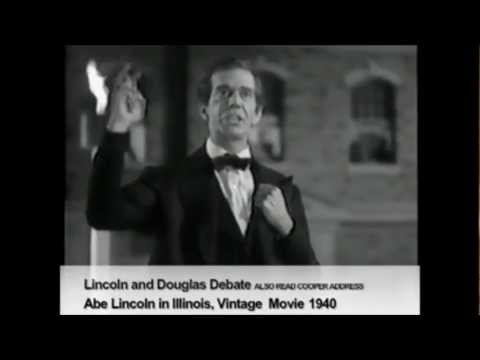 Lincoln on Screen 3: John Cromwell's 'Abe Lincoln in Illinois' 1940