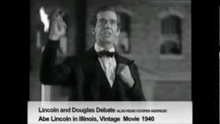 Lincoln on Screen 3: John Cromwell's 'Abe Lincoln in Illinois' (1940)