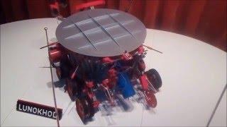 Lunokhod 1 -  Луноход 1  -  fischertechnik
