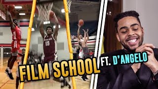 D'Angelo Russell Is SOLD On The McDonald's All Americans! Watches Jaden Owens, Tyrese Maxey & More!