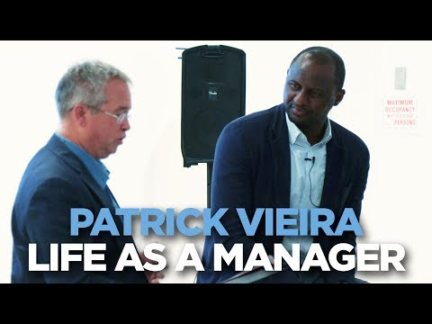 Patrick Vieira: Life as a Manager in MLS | Chalk Talk | 09.02.17