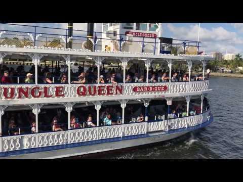 Jungle Queen Fun Venice of America Video