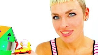 Творчество для детей: Видео с игрушками Хэллоу Китти