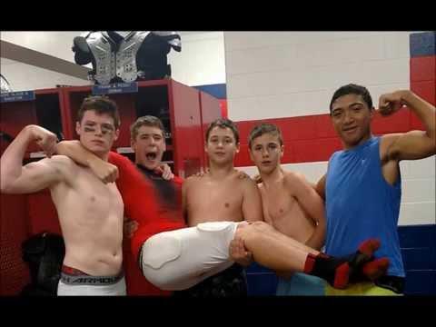 Huntingdon Bearcats Junior High Football 2015