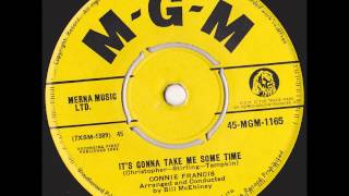 connie francis - Its gonna take me some time