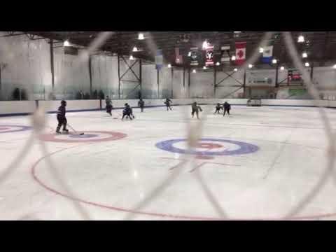 Haines junction yukon atom hockey tournament