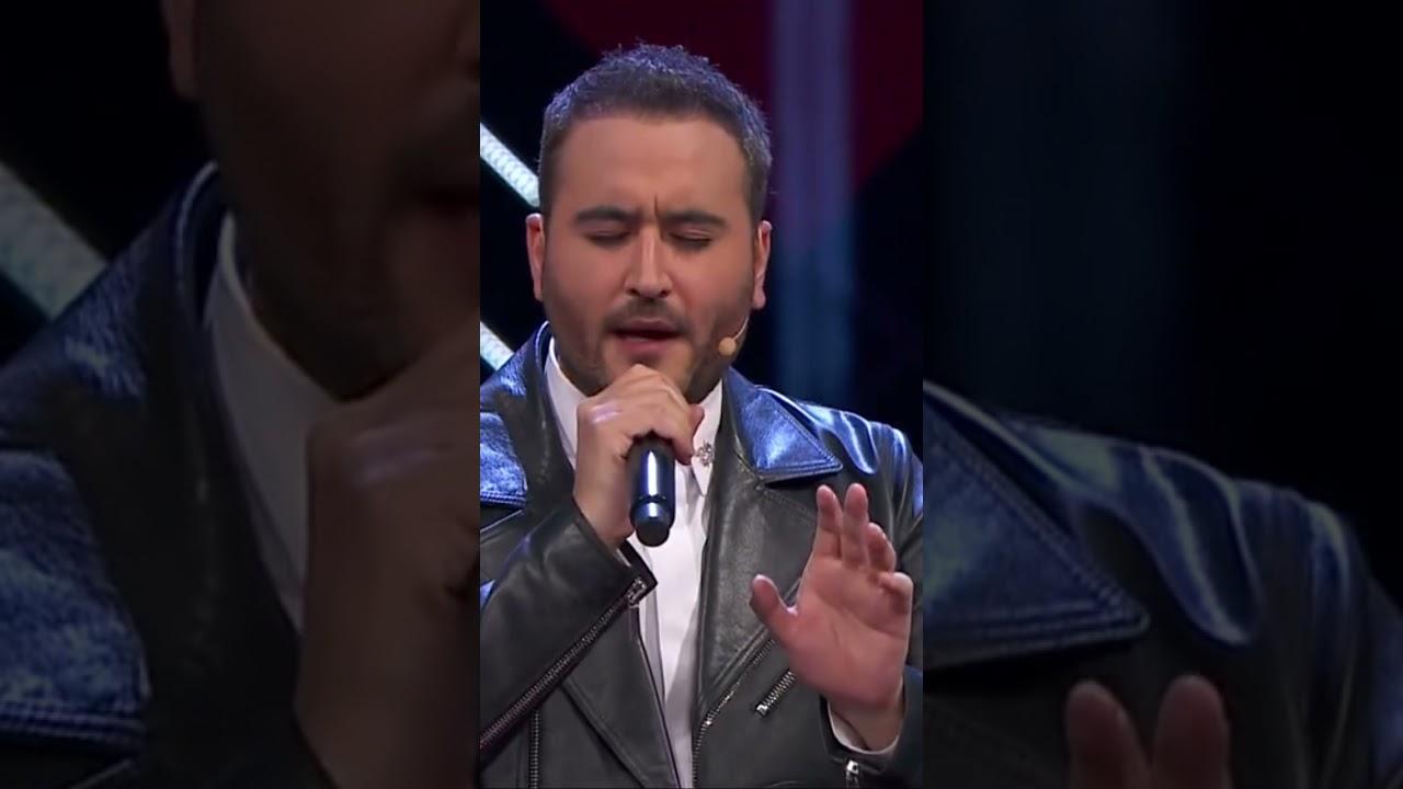 Chuy Navarro en La Voz