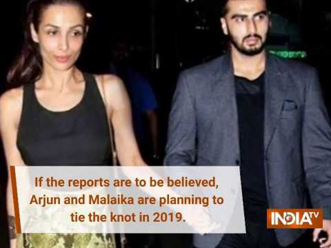 Arjun Kapoor and Malaika Arora planning to move in together?