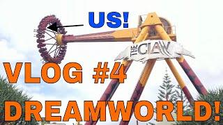 Dreamworld Australia - Vlog #4 | Life outside YouTube, Birdalert (SHORT)