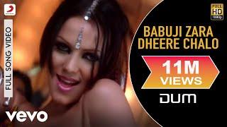 Babuji Zara Dheere Chalo Full Video - DumVivekSukhwinder Singh,Sonu KakkarSandeep C.