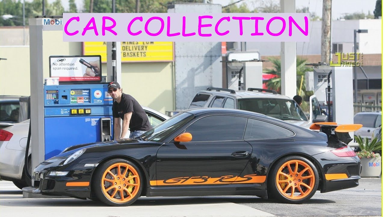 Patrick Dempsey Car Collection