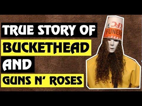Guns N' Roses: The Story of Buckethead and Guns N' Roses