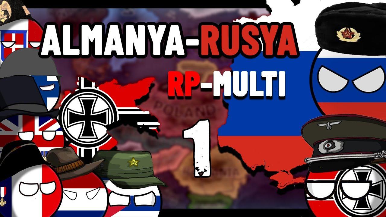 KUTSAL OLMAYAN İTTİFAK   RT 56 RP - MULTIPLAYER   ALMAN-RUS#1