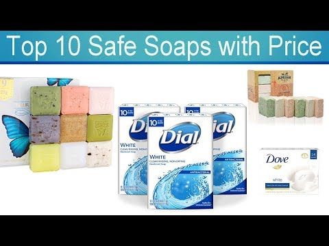 Top 10 Safe Soaps with Price  10 Best Non Toxic Soaps with Safe Ingredients
