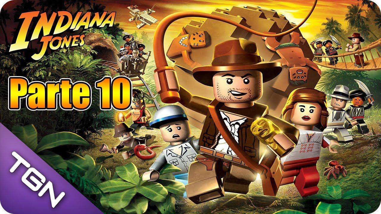 Lego Indiana Jones Capitulo 10 Liberar A Los Esclavos Hd 720p