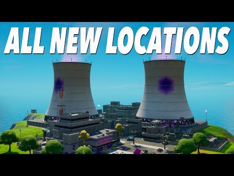 All New Map Changes In SEASON 11! (FORTNITE)