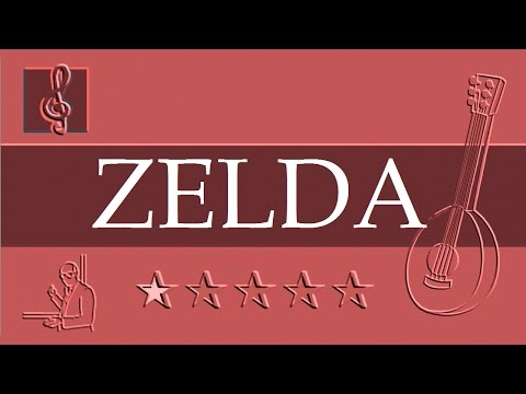 Mandolin TAB - Song of Storms - The Legend of Zelda - Ocarina of Time (Sheet Music)