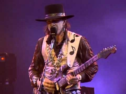 Stevie Ray Vaughan - Voodoo Chile (Slight Return) - 9/21/1985 - Capitol Theatre, Passaic, NJ