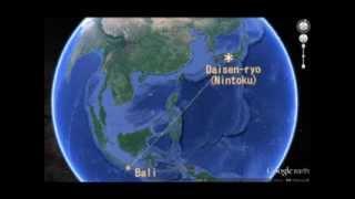 571 籠宮(元伊勢神社)の謎Mystery of Kono Miya Shrine, Japan