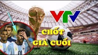 FIFA chốt giá 10,3 triệu USD bản quyền World Cup 2018, VTV MUA hay KHÔNG