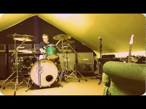 The Rolling Stones Doom And Gloom- Drum Cover