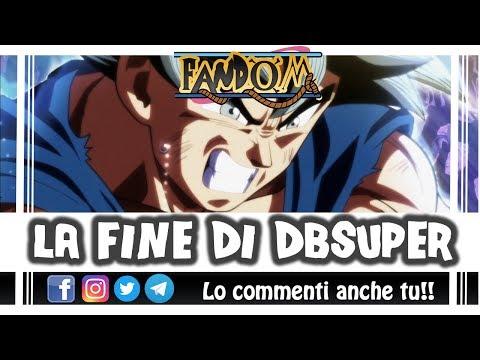 Annunciata la FINE di DRAGON BALL SUPER - Fandom