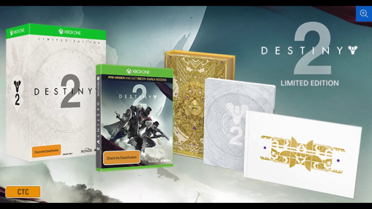 Destiny 2 collectors edition for sale - Destiny 2 Editions Breakdown And Review