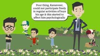 Karanveer's dribbling urine problem | Medical Second Opinion for Pediatric Urology | MediAngels.com
